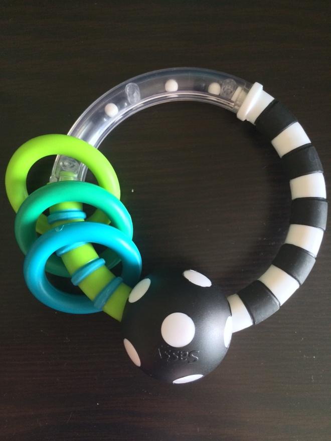 Sassy Ratlin Ring